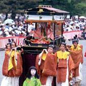葵祭(京都三大祭)